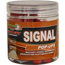 BOILIES  SCHWIMMEND STARBAITS CONCEPT SIGNAL POP UP
