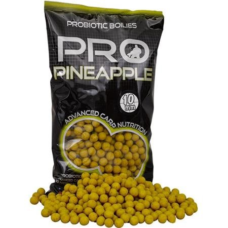 BOILIES STARBAITS PROBIOTIC PINEAPPLE BOILIES