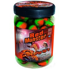 BOILLIES QUANTUM RADICAL RED MONSTER NEON POP UP'S