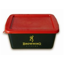 Baits & Additives Browning BOITE A AMORCE TAILLE : 17 LITRES