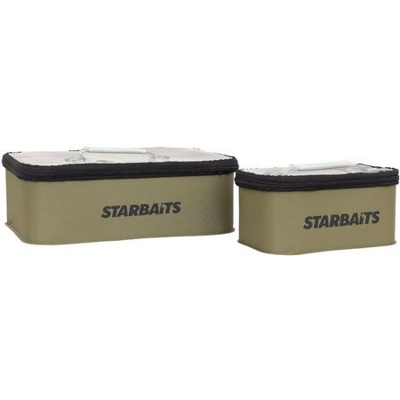 BOITE A APPATS STARBAITS SPECIALIST CLEAR BOX
