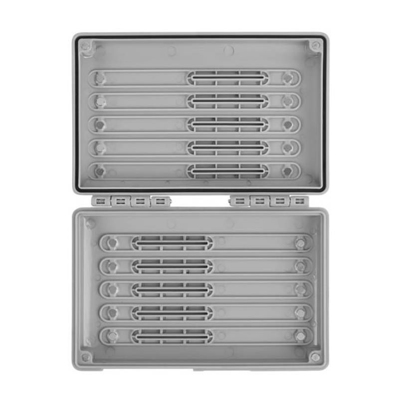 BOITE A BAS DE LIGNE PRESTON INNOVATIONS MAG STORE SYSTEM - Pour bas de ligne de 30 & 38cm