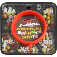 CRITICAL BALANCE SHOOT N°AAA AB 2XBB 1