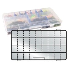 BOITE DIVISIBLE FLAMBEAU TUFF TAINERS 6004R - 34 cases