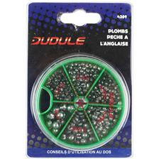 BOITE PLOMBS DUDULE ANGLAISE - 6 CASES