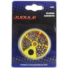 BOITE PLOMBS DUDULE ASSORTIES - 4 CASES