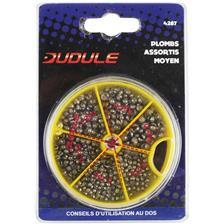 BOITE PLOMBS DUDULE SUPER DOUX - 6 CASES