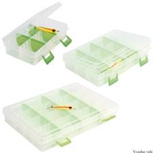 BOITE PVC A LEURRES 25 X 17.5 X 4CM
