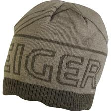 Habillement Eiger LOGO KNITTED HAT WITH FLEECE VERT OLIVE 47831