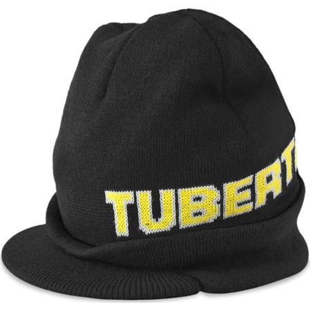 BONNET HOMME TUBERTINI CUFFIA VISOR TB - NOIR