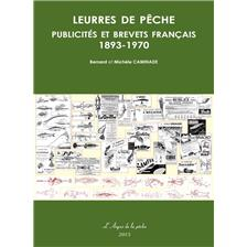 BOOK - LURE OF FISHING: PUBLICITIES AND PATENTS