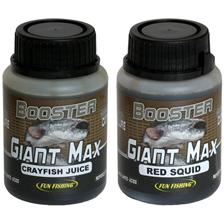 BOOSTER GAMME GIANT MAX SPECIAL SILURE CRAYFISH JUICE