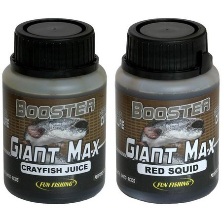 BOOSTER FUN FISHING GAMME GIANT MAX SPECIAL SILURE