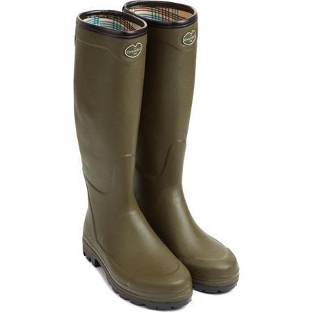 BOOTS LE CHAMEAU COUNTRY JERSEY XL