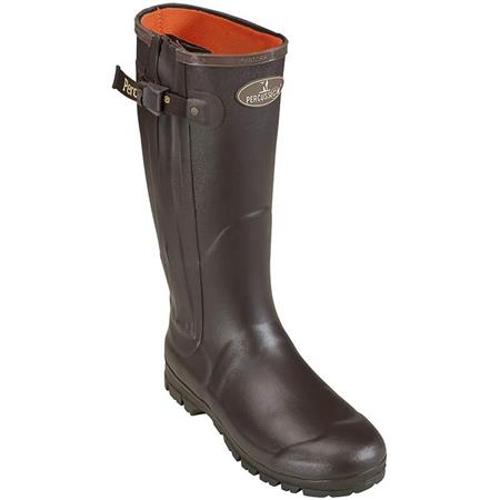 BOOTS MAN PERCUSSION FULL ZIP RAMBOUILLET - BROWN