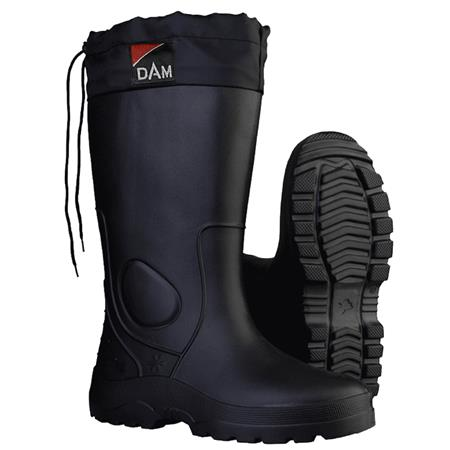 BOTTES HOMME EIGER LAPLAND THERMO BOOTS - NOIRES