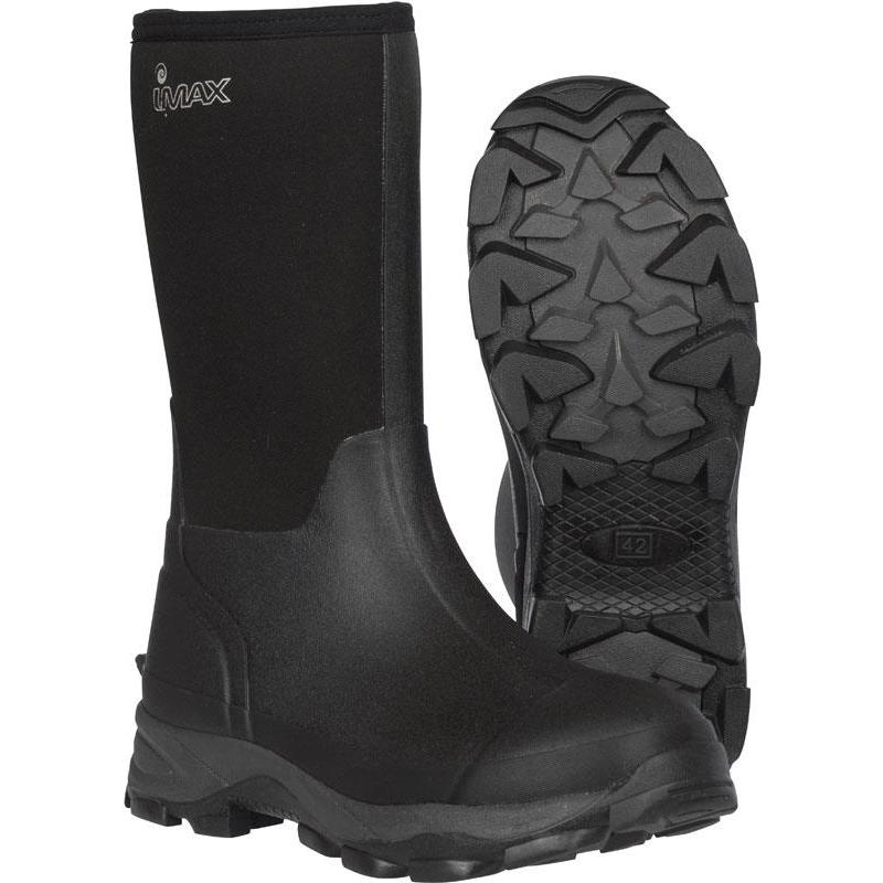 BOTTES HOMME EIGER COMFORT-ZONE RUBBER BOOTS (40) 55sijpNG