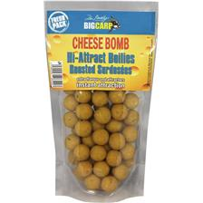 BOUILLETTE BIG CARP TOP BAITS SURDOSEES CHEESE BOMB