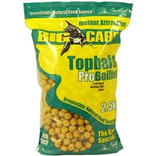 BOUILLETTE BIG CARP TOPBAITS PRO BOILIES FRUIT BOMB