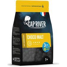 Baits & Additives Cap River CHOCO MALT BOUILLETTE 18MM 4X1KG
