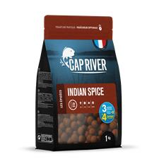 Appâts & Attractants Cap River INDIAN SPICE BOUILLETTE 14MM 4X2.5KG