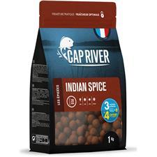 Baits & Additives Cap River INDIAN SPICE BOUILLETTE 16MM 4X5KG