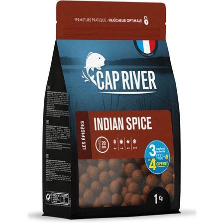 BOUILLETTE CAP RIVER INDIAN SPICE