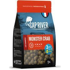 Baits & Additives Cap River MONSTER CRAB BOUILLETTE 16MM 4X5KG