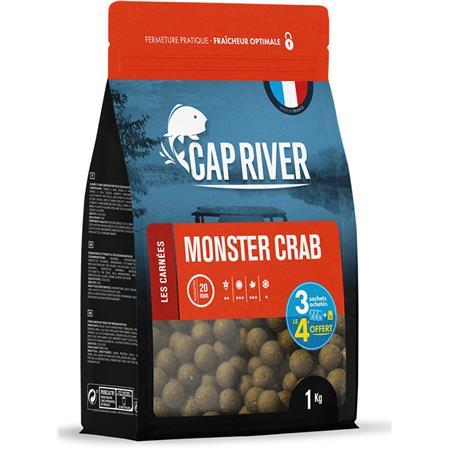 BOUILLETTE CAP RIVER MONSTER CRAB
