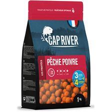 Baits & Additives Cap River PÊCHE PECHE 16MM 1KG