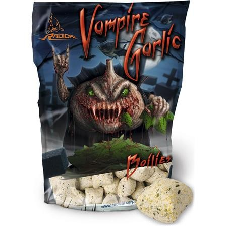 BOUILLETTE CARRE QUANTUM RADICAL VAMPIRE GARLIC PILLOW