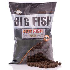 Baits & Additives Dynamite Baits HOT FISH & GLM BOUILLETTE O 15MM 5KG