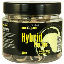 BOUILLETTE FLOTTANTE BIG CARP POP-UP HYBRIDS