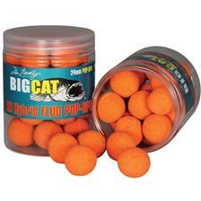 Baits & Additives Big Cat RH HYBRID FLUO POP UPS O 24MM