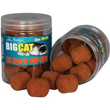 Baits & Additives Big Cat RH HYBRID POP UPS O 30MM