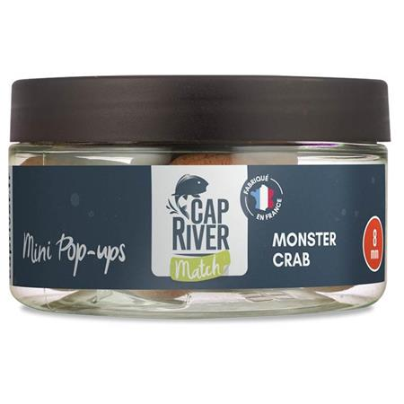 BOUILLETTE FLOTTANTE CAP RIVER MATCH MINI POP-UPS