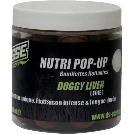 BOUILLETTE FLOTTANTE DEESSE NUTRI POP UP DOGGY LIVER