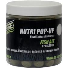 Baits & Additives Deesse NUTRI POP UP FISH AL O 25MM