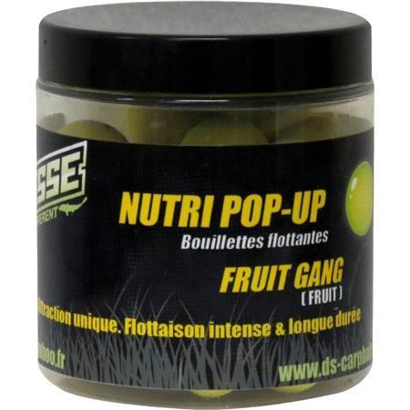 BOUILLETTE FLOTTANTE DEESSE NUTRI POP-UP FRUIT GANG FLUO JAUNE