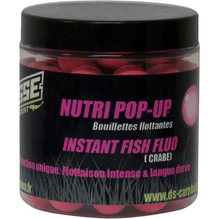 BOUILLETTE FLOTTANTE DEESSE NUTRI POP UP INSTANT FISH