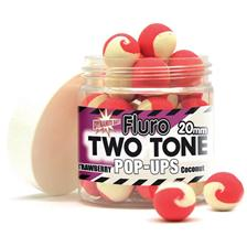 FLURO TWO TONE POP UP STRAWBERRY ET COCONUT CREAM O 20MM