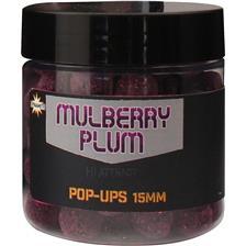 MULBERRY PLUM POP UPS 15MM