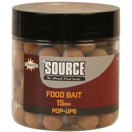 BOUILLETTE FLOTTANTE DYNAMITE BAITS THE SOURCE POP UPS