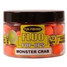 Baits & Additives Fun Fishing ULTRA FLUO POP UPS 12MM MANGO N'BUTYRIC