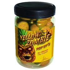 Baits & Additives Quantum Radical POP UP YELLOW ZOMBIE O16 ET 20MM