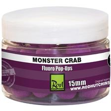 Baits & Additives Rod Hutchinson FLUORO POP UPS MONSTER CRAB Ø 15MM