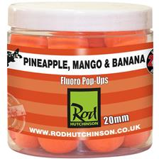 FLUORO POP UPS PINEAPPLE MANGO BANANA Ø 20MM