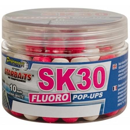 BOUILLETTE FLOTTANTE STARBAITS CONCEPT SK 30 FLUO POP UP