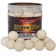 Baits & Additives Star Baits FLUORO LITE POP UP O 10MM COULEUR MIXTE