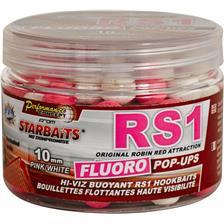 BOUILLETTE FLOTTANTE STARBAITS PB CONCEPT RS1 FLUO POP UP